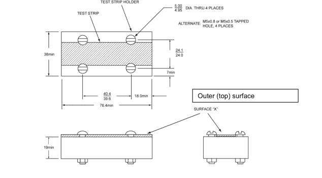 图2试片夹具的组装