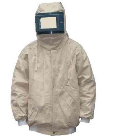喷砂防护服